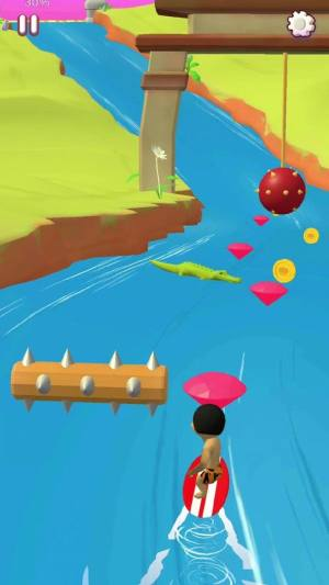 欢乐冲浪红包版安卓游戏图片1