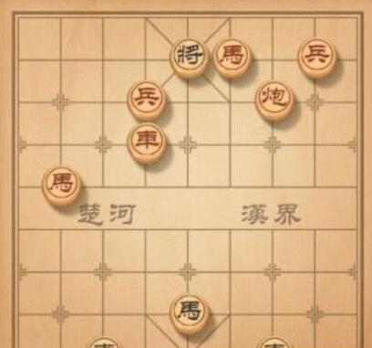 天天象棋残局挑战174期通关攻略:残局挑战174关破解方法[多图]图片1