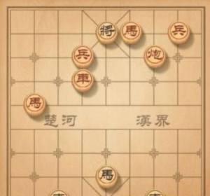 天天象棋残局挑战174期通关攻略:残局挑战174关破解方法图片1