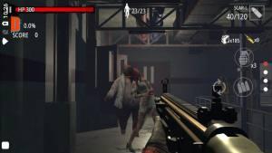 僵尸猎人登陆日中文版图3