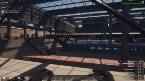 火车站修缮手机版图2