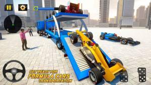公式卡车汽车运输3D中文版图5