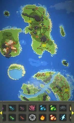 创世神模拟器游戏全解锁破解版图片1