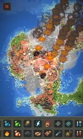 创世神模拟器全解锁版图2