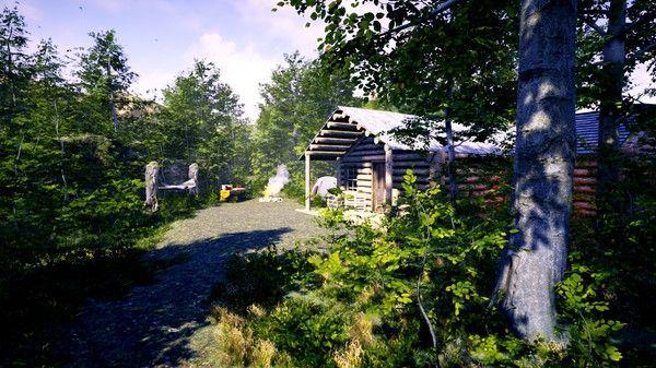 传说中的森林游戏中文手机版图片1