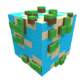 创造像素地球游戏