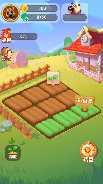 微信转转农场游戏红包版图3: