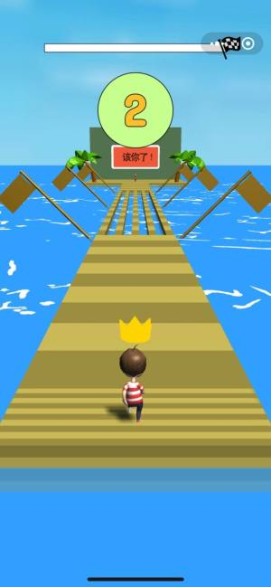 抖音木头人过河小游戏官方版图片1