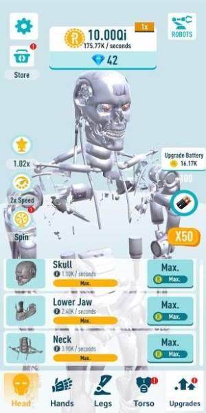 一起来造机器人破解版图3