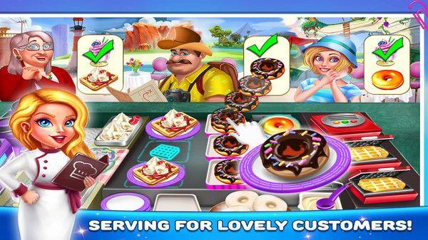 顶级餐厅游戏手机版图3: