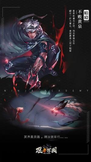 召唤无限忍者学园官网版图2