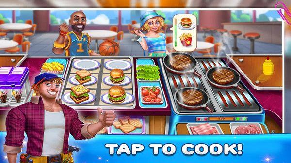 顶级餐厅游戏手机版图1: