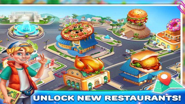 顶级餐厅游戏手机版图2: