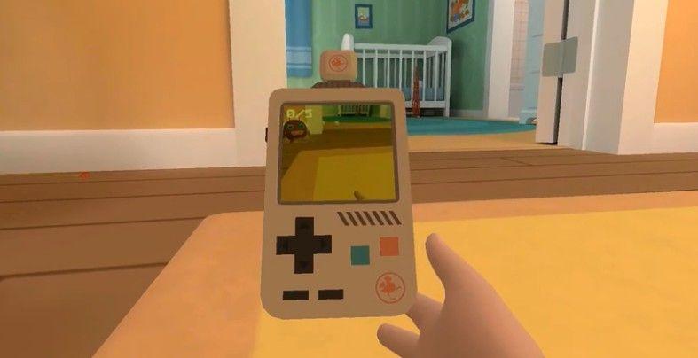 vr熊孩子模拟器游戏免预约手机版图2: