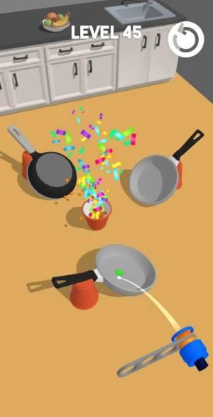 弹跳乒乓球游戏图4
