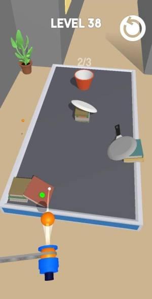 弹跳乒乓球游戏图2
