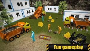 金矿建设区游戏图1
