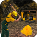 金矿建设区游戏