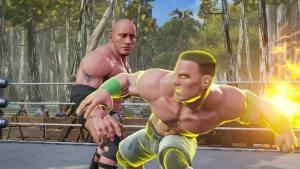 WWE2K竞技场中文版图1