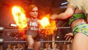 WWE2K竞技场中文版图4