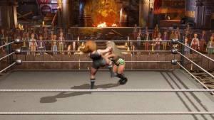 WWE2K竞技场中文版图5