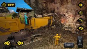 金矿建设区游戏图2