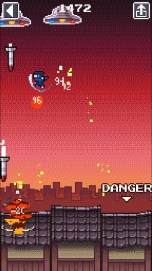 导弹与忍者游戏图2