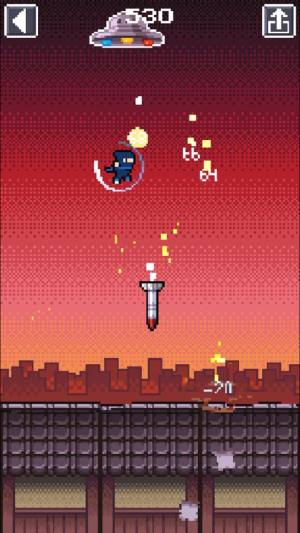 导弹与忍者游戏图1