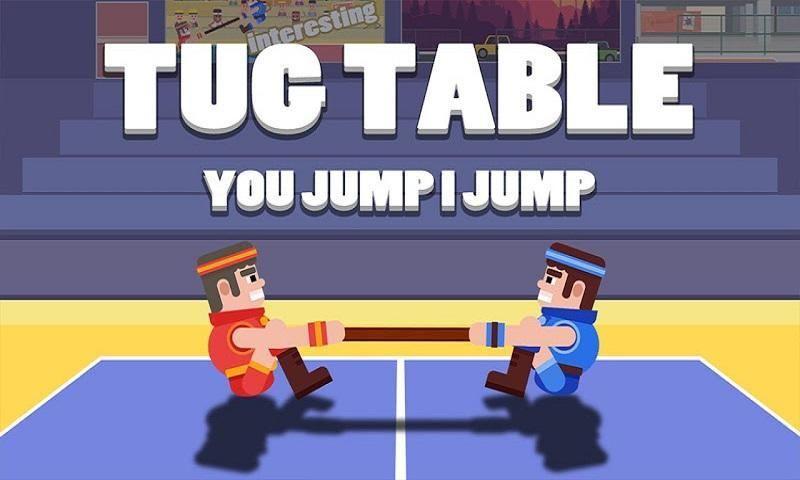 抖音拔河红蓝对决小游戏安卓版图片1