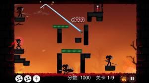 暗影忍者传说游戏无限金币破解版图片1
