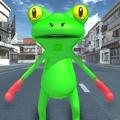 大惊人的青蛙犯罪城中文版