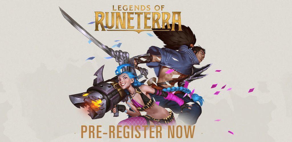 拳头LoR手游官网版下载(Legends of Runeterra)图2:
