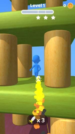 Shoot Bricks 3D游戏图2