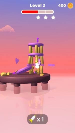 Shoot Bricks 3D游戏图3