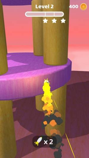 Shoot Bricks 3D游戏图1