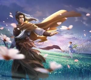 乱世王者X仙剑奇侠传IP联动:赵灵儿现身,李逍遥为爱御剑归来图片3