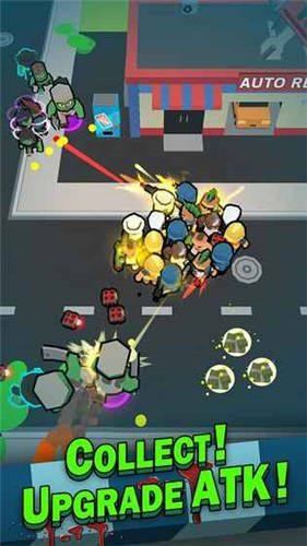 二流小队游戏中文安卓版图片1