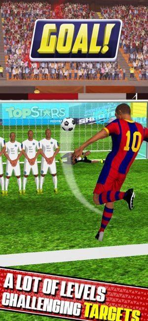 踢足球射手游戏图4
