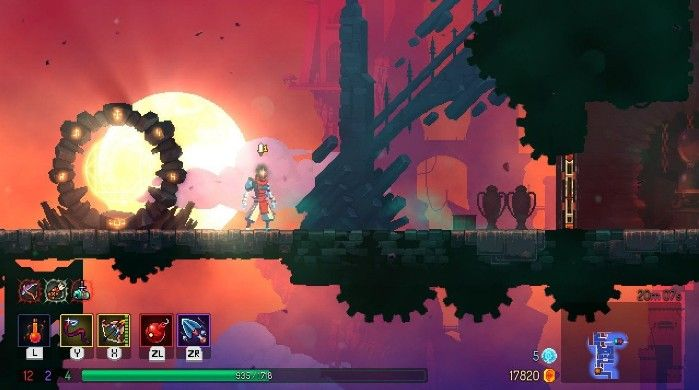 《死亡细胞》6月3日登陆安卓平台!在古哥play预约,拥有全新UI[视频][多图]图片1
