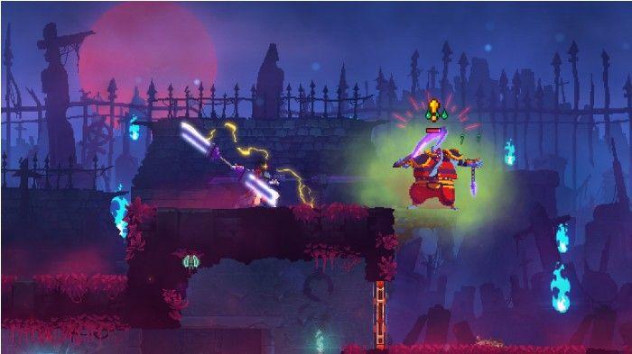《死亡细胞》6月3日登陆安卓平台!在古哥play预约,拥有全新UI[视频][多图]图片3