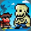 海盗大战僵尸游戏