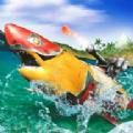 鲨鱼机器人模拟器游戏无限钻石破解版 v1.1.1