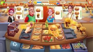 疯狂美食街2020手机版图1