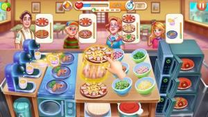 疯狂美食街2020手机版图2
