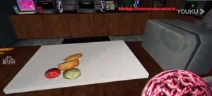 纸鱼简陋的快乐汉堡店游戏中文手机版图片1