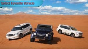 沙漠车神游戏安卓版图片1