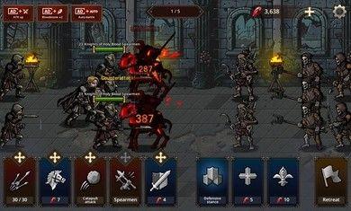 国王之血防御1.1.2内购破解最新版图3:
