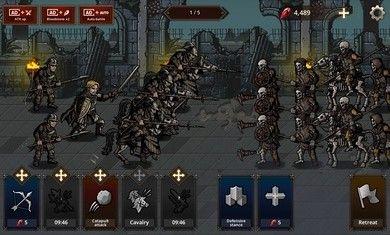 国王之血防御1.1.2内购破解最新版图1: