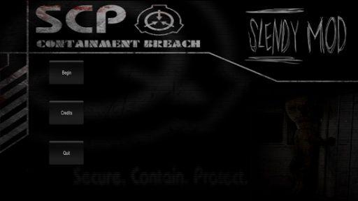 scp基金會游戲手機版無敵中文版 v2截圖