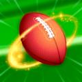 沖鋒的橄欖球游戲